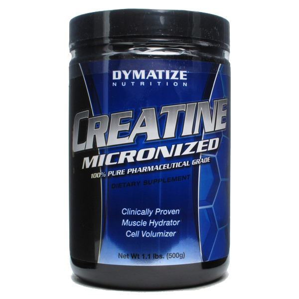 Creatine Micronized 500 grs.