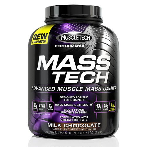 Mass Tech 7 LB Ganador Muscletech