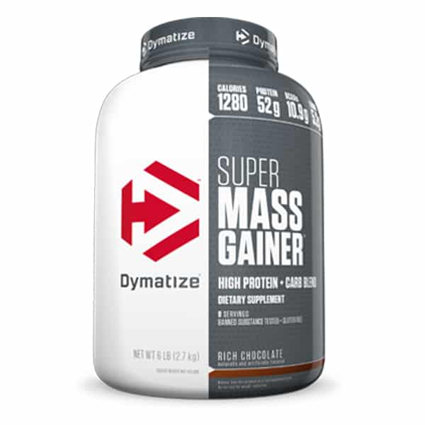 super mass gainer dymatize