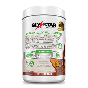 NATURALLY FLAVORED WHEY PROTEIN