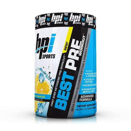 BEST PRE WORKOUT BPI