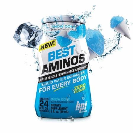 BEST AMINOS LIQUID