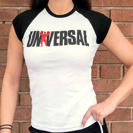 UNIVESAL LADIES BABY TEE